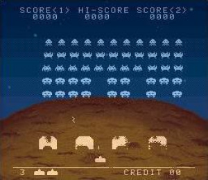 Space Invaders: The Original Game Review - Screenshot 2 of 3