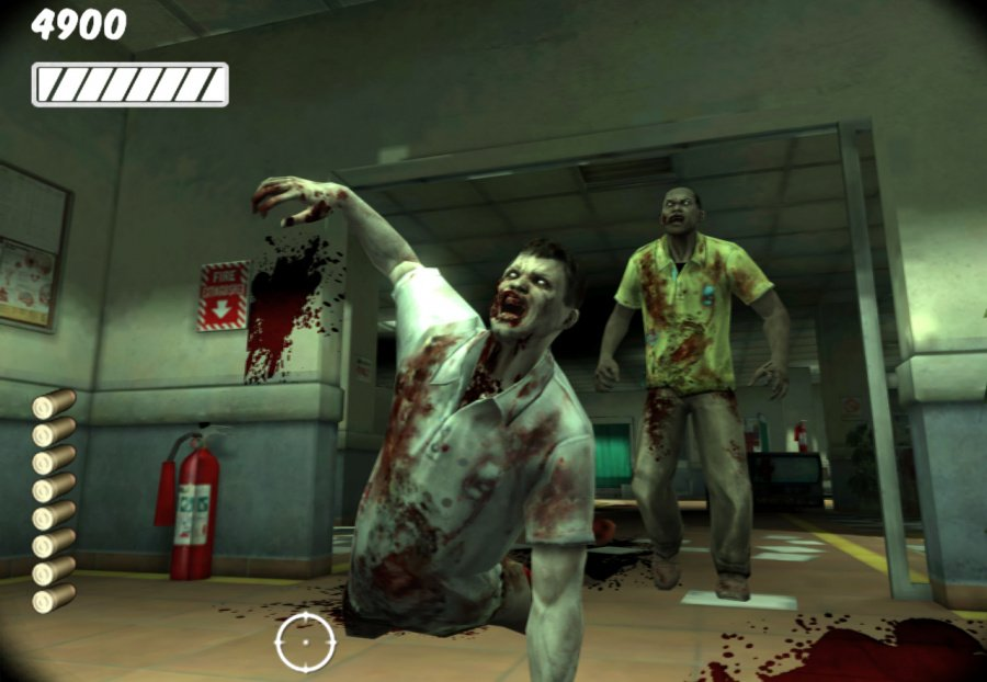 The House of the Dead: Overkill Review - Screenshot 1 of 6