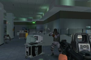 Quantum of Solace: The Game Screenshot