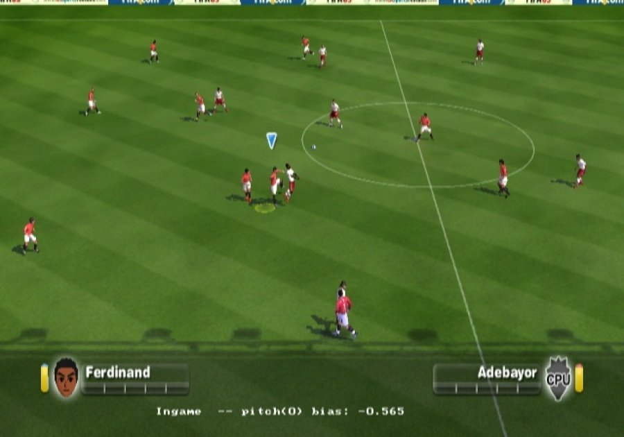 FIFA 09 All-Play Review - Screenshot 1 of 5