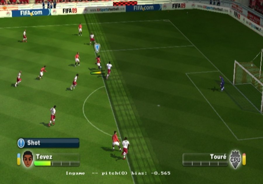 FIFA 09 All-Play Review - Screenshot 5 of 5