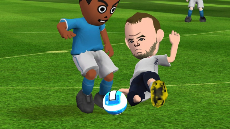 FIFA 09 All-Play Review - Screenshot 3 of 5