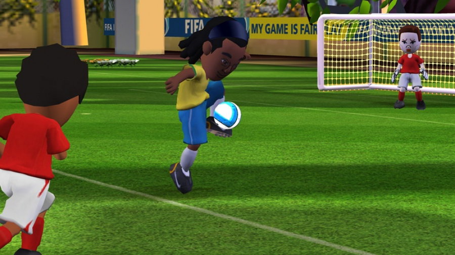 FIFA 09 All-Play Review - Screenshot 4 of 5
