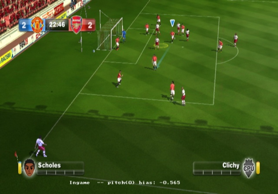 FIFA 09 All-Play Review - Screenshot 2 of 5