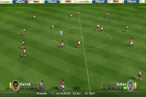 FIFA 09 All-Play Screenshot