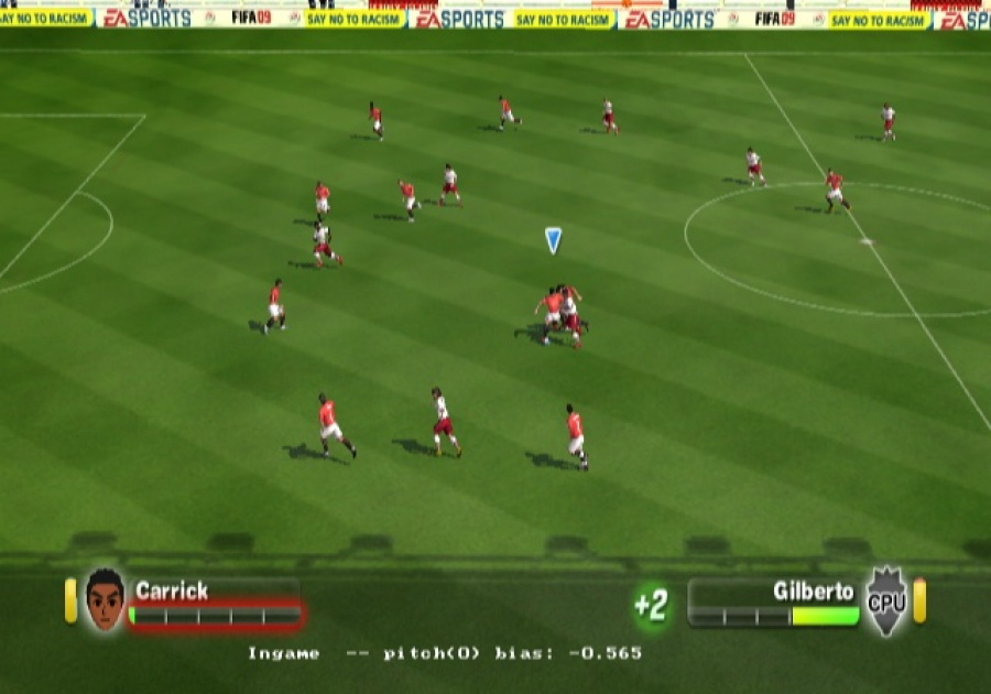 FIFA 09 All-Play Review - Screenshot 4 of 4