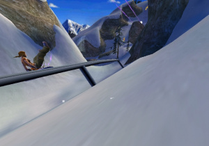 SSX 3 Review - Screenshot 1 of 3