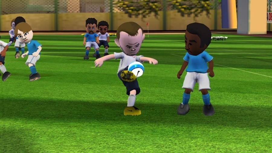 FIFA 09 All-Play Screenshot