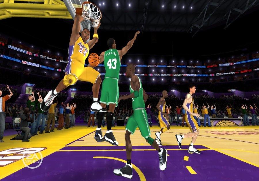 NBA Live 09 All-Play Review - Screenshot 4 of 4