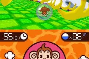 Super Monkey Ball Touch and Roll Screenshot