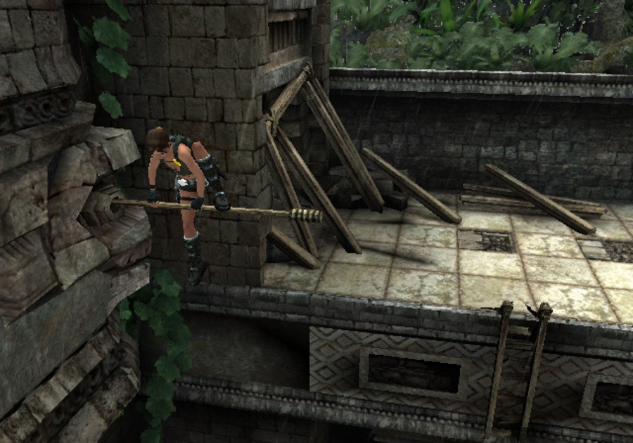 Tomb Raider Underworld Wii Screenshots