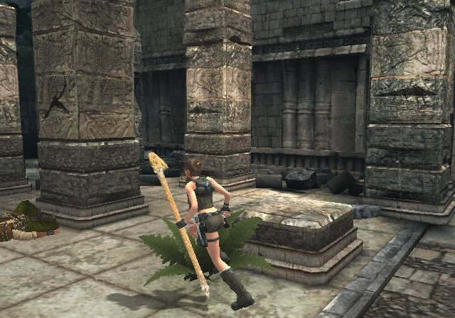 Tomb Raider Underworld Wii Game Profile News Reviews Videos