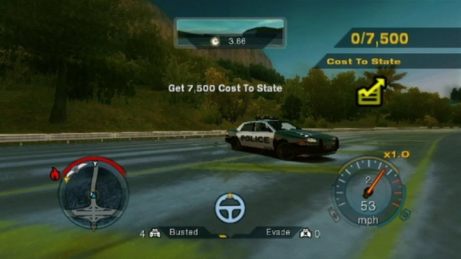 Need For Speed: Undercover Review - Screenshot 3 of 5