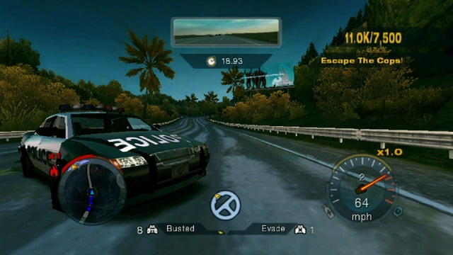 Need For Speed: Undercover (Wii) Game Profile | News