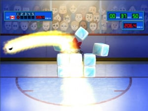 Hockey Allstar Shootout Review - Screenshot 2 of 3