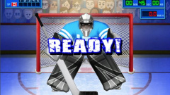 Hockey Allstar Shootout Screenshot