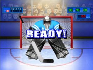 Hockey Allstar Shootout Review - Screenshot 2 of 2