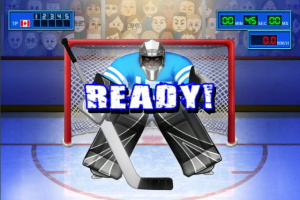 Hockey Allstar Shootout Screenshot