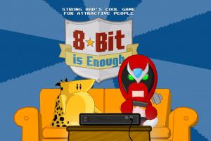 Strong Bad Episode 5 - 8-Bit is Enough Screenshot