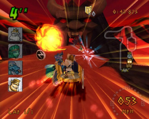 Heracles: Chariot Racing Review - Screenshot 4 of 6