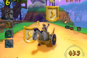 Heracles: Chariot Racing Screenshot