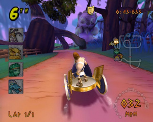 Heracles: Chariot Racing Review - Screenshot 2 of 6