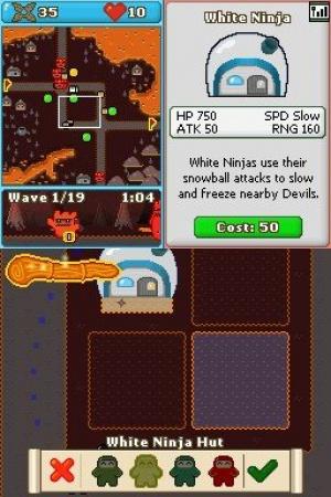 Ninjatown Review - Screenshot 1 of 3