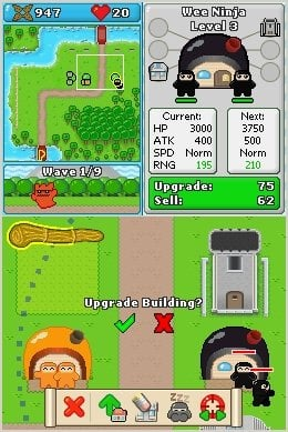 Ninjatown Screenshot
