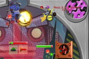 Planet Pachinko Screenshot