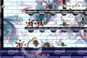 Niki - Rock 'n' Ball Screenshot
