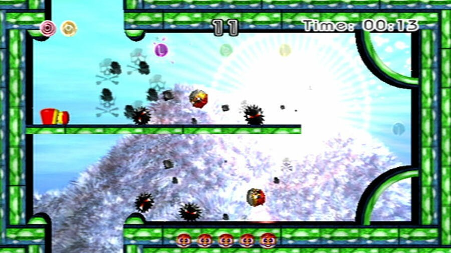 Niki - Rock 'n' Ball Screenshot
