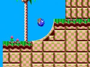 Sonic Chaos Review - Screenshot 1 of 2