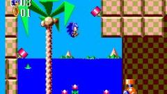 Sonic Chaos Screenshot