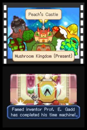 Mario & Luigi: Partners In Time Review - Screenshot 2 of 3