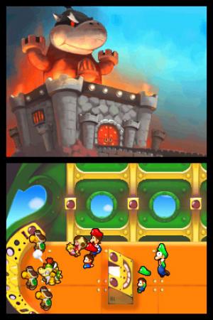 Mario & Luigi: Partners In Time Review - Screenshot 3 of 3