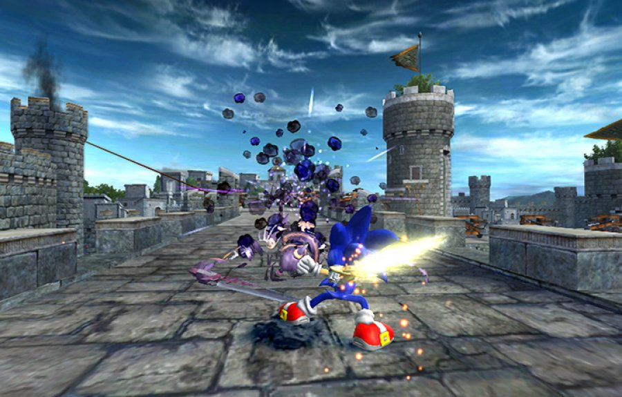Sonic and the Black Knight Review - Screenshot 1 of 4