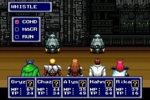 Phantasy Star IV Screenshot