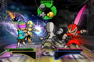 Viewtiful Joe: Red Hot Rumble Screenshot