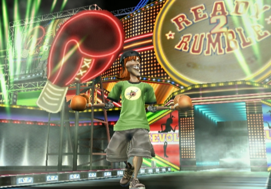 Ready 2 Rumble: Revolution Review - Screenshot 2 of 3