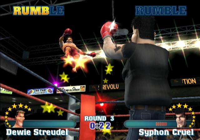 Ready 2 Rumble: Revolution Screenshot