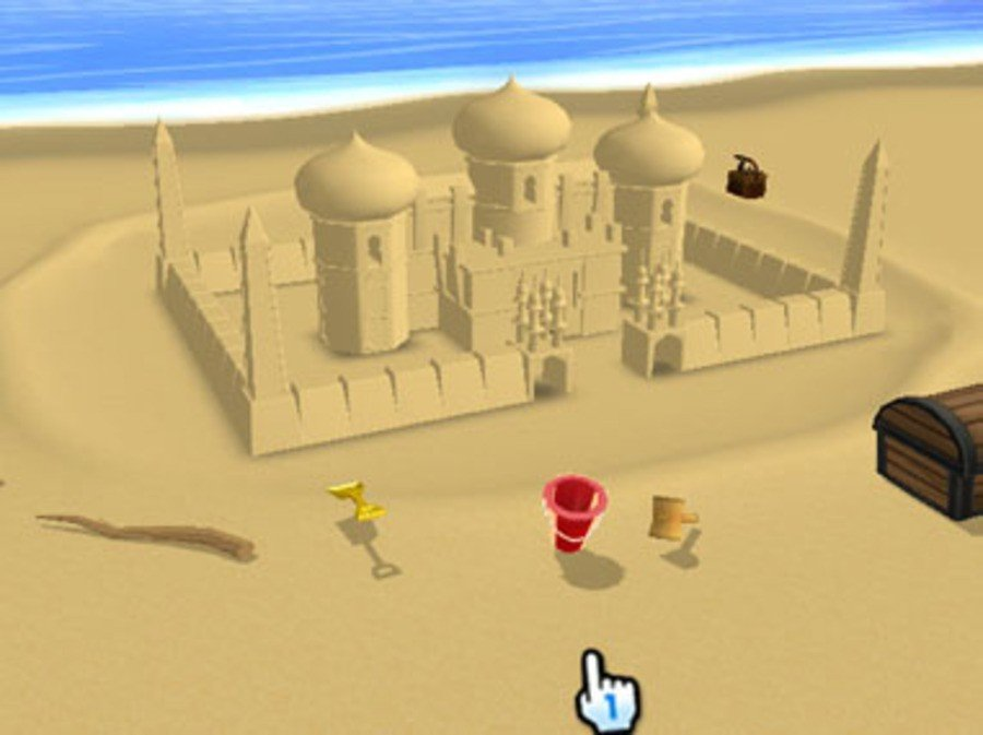 Sandy Beach Screenshot