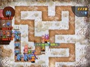 Crystal Defenders R1 Review - Screenshot 3 of 4