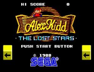 Alex Kidd: The Lost Stars Review - Screenshot 1 of 2
