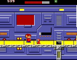Alex Kidd: The Lost Stars Screenshot