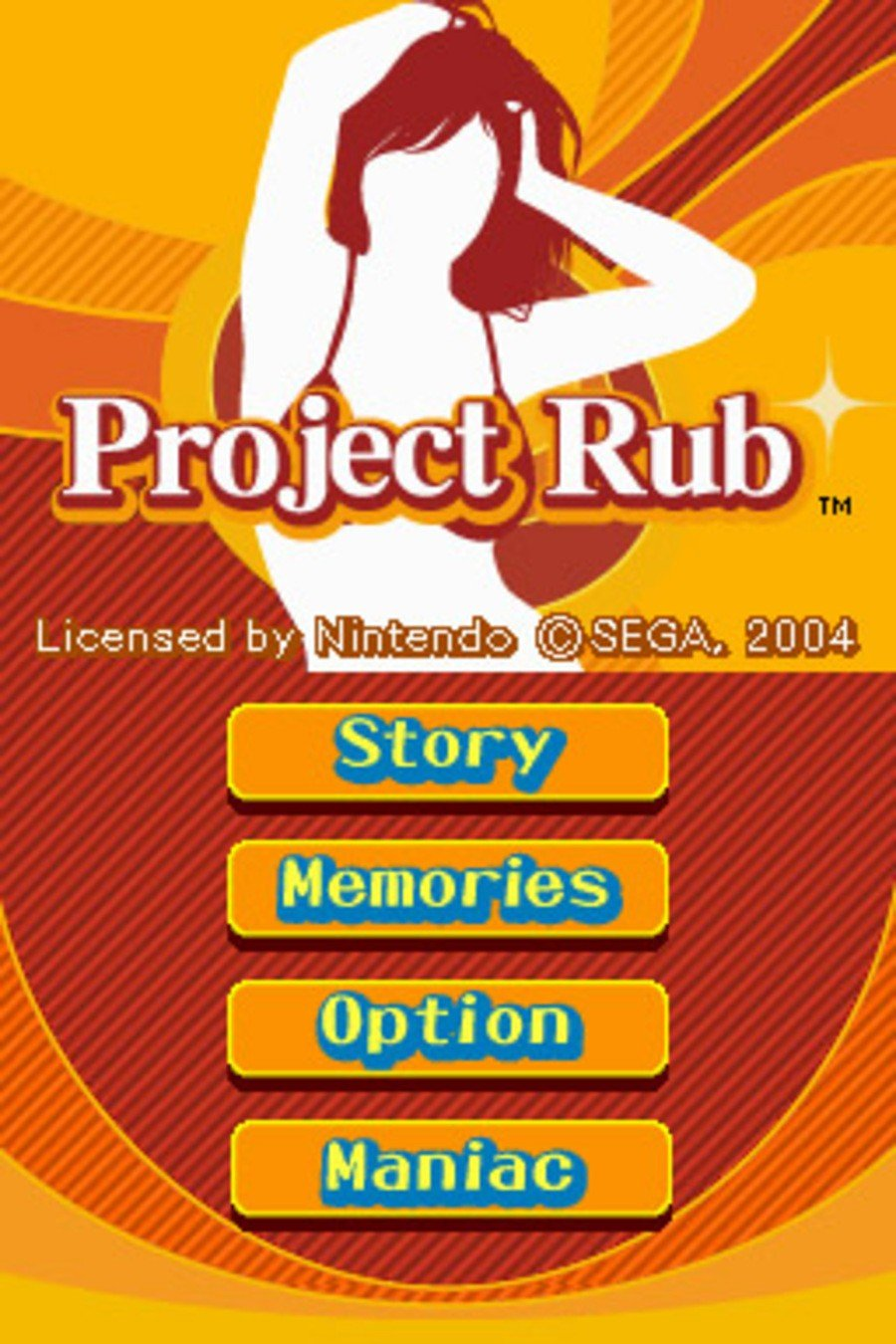 Project Rub Screenshot