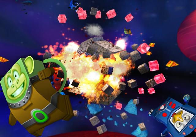 Boom Blox Bash Party Screenshot