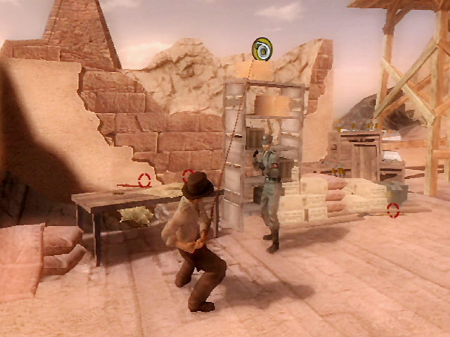 Indiana Jones and the Staff of Kings Review - Screenshot 1 of 5