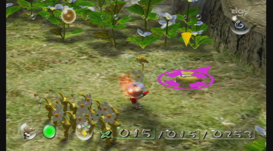New Play Control! Pikmin Review - Screenshot 2 of 4