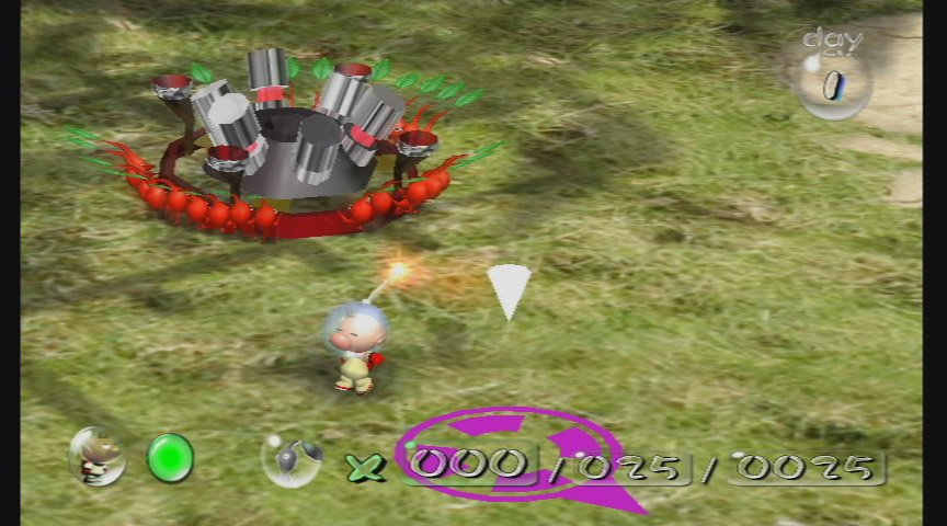New Play Control! Pikmin Screenshot