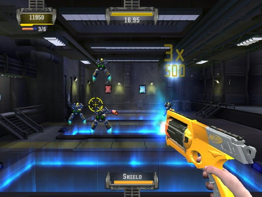 Nerf N-Strike Review - Screenshot 4 of 5